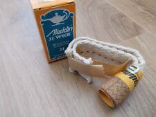ALADDIN No 21 PARAFFIN OIL LAMP WICK NEW IN BOX KEROSENE PART No P.979906