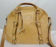 Michael Kors Hamilton Leather Handbag Tote Satchel LARGE