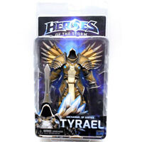 "NECA Tyrael Diablo Archangel Of Justice Heroes of the Storm Blizzard 7"" Figure"