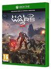 Xbox One Halo Wars 2 Nuevo Precintado Pal España