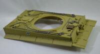 RC 1:24 VS Tank TIGER 1 LATE UPPER HULL A02106727 VSTANK PRO MODEL DESERT CAMO