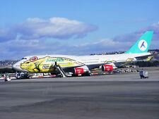 INFLIGHT 200 IF7440117 1/200 aerosur BOEING 747-400 CP-2603 con supporto Super torismo