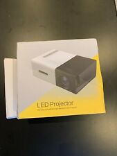 Cost Efficient High Resolution  Led Projector