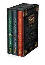 Die Hogwarts-Schulbücher im Schuber von J. K. Rowling (2018, Gebundene Ausgabe)