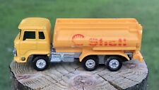 Tomica Hino Truck Yellow 1:102 Shell Tanker Loose *