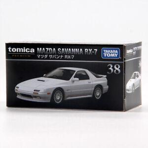 Takara Tomy Tomica Premium TP38 MAZDA SAVANNA RX-7 Metal Diecast Vehicle Car