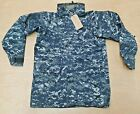 Genuine US Navy USN Digital GoreTex Working Parka Jacket Size Small/Long #43