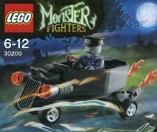 LEGO Monster fighters Zombie Warm Up cercueil voiture 30200 polybag Entièrement neuf sous emballage
