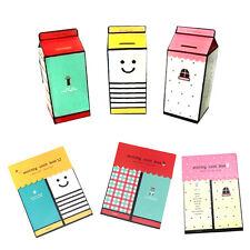 Set of 6 DIY Money Coin Saving Box, Milk Box Shaped Money Bank, Paper Piggy Bank