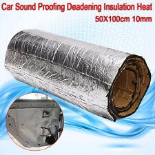 Firewall Sound Deadener Car Heat Shield Insulation Deadening Material Mat USA