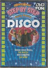 Drews Famous Step by Step Party Dances Disco DVD New
