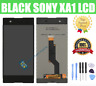 BLACK Sony Xperia XA1 Assembly LCD Digitizer Screen Replacement OEM G3121 G3123
