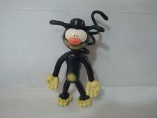 SBS Rare figurine Marsupilami Mars Le Noir - 1996 by Muhleck Nounours - 14cm