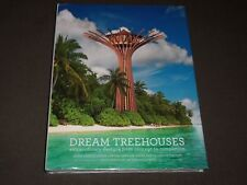 2016 DREAM TREEHOUSES HARDCOVER BOOK BY ALIN LAURENS - DELACROIX - D 90