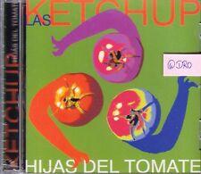CD + LAS KETCHUP + Hijas Del Tomate + The Ketchup Song u.a + Spanish Songs Party