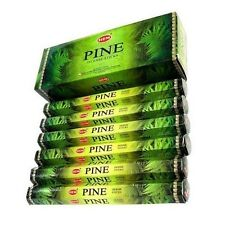 LOT OF 20 Sticks HEM PINE Incense 1 TUBE OF 20 Sticks FRESH STOCK