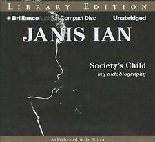 NEW Society's Child: My Autobiography by Janis Ian