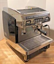 Refurbed Faema Enova A1 120V Automatic Commercial Espresso Machine for Cafe/Cart