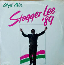 "LLOYD PRICE - STAGGER LEE ' 89 - NFS - 12"" EP - STILL SEALED"