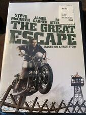 The Great Escape (Dvd) Steve McQueen New