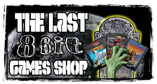 The Last 8 Bit Games Shop