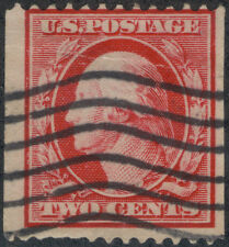 TMM* 1910 F/VF US Stamp coil single general issue S# 386 U/H/MC