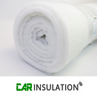 5m Acoustic Absoft 25mm Polyester Non Woven Car Insulation Thermo Fleece Boat