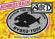 Hydro-Turf Jet Boat MatsSea-Doo Speedster 200 '04-'12 or Wake '06-'09 SD16 BLACK