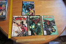 Bruce Wayne the Road Home Red Robin issue 1,15,16 +Batman & Robin The Boy W #10