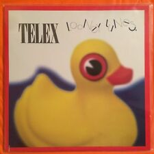 TELEX - Looney Tunes (Vinyl LP) Atlantic 81914