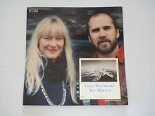 Lena Willemark Ale Moller Nordan BACH LP Record Photo Flat 12X12 Poster
