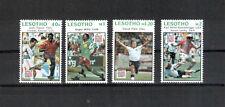 Lesotho Michelnummer aus 1081 - 1088 postfrisch (6389 - Fußball - WM 1994)