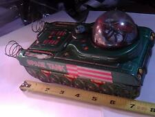 VINTAGE MODERN TOYS  SPACE TANK,  FOR RESTORE REPAIR OR PARTS
