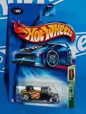 Hot Wheels 2004 Treasure Hunt Series #7 Altered State Yellow w/ SKs & RRs