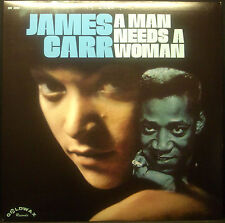 ! LP James Carr-A Man Needs a Woman