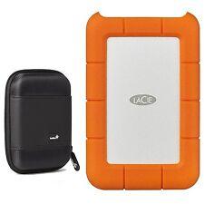 LaCie Rugged 1TB Exterior HD USB-C 3.0 + Portable HD MANUFACTURER WARRANTY