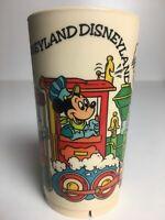 Vintage 1970's Disneyland Plastic Cup Deka Plastics Inc Walt Disney Productions