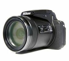 P900 Numérique Appareil Nikon Coolpix 83x WiFi zoom Noir langues Múltiples*au