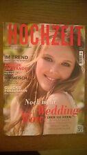 Hochzeit das Magazin für Brautpaare 4 / 2014.