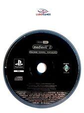 Medievil 2 Demo PSX PS1 Playstation Videojuego Como Nuevo Disco Mint State EUR