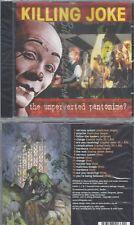 CD--KILLING JOKE--UNPERVERTED PANTOMIME?
