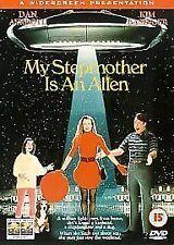 My Stepmother is An Alien DVD 1988 Cult Sci-Fi Comedy