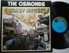 THE OSMONDS: Crazy Horses (MGM) 1972 LP