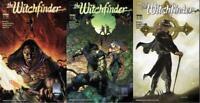 Witchfinder #1-3 Complete Set