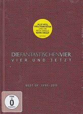 Die Fantastischen Vier / Vier und Jetzt -Best of 1990-2015(Del.Edt. 3CD+DVD,NEU)
