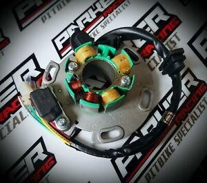 Pit Bike YX140 Race Adjustable Flywheel Ignition Plate