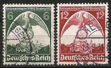 German WWII Multiple German & Colonies Stamps