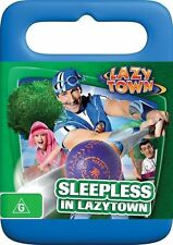 LazyTown - Sleepless In LazyTown (DVD, 2010) FREE POST