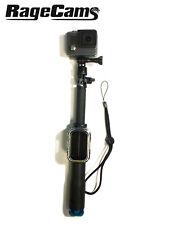 RageCams Selfie Pole for GoPro Hero4 Black Hero3+ Black Silver - WIFI - IN BLUE