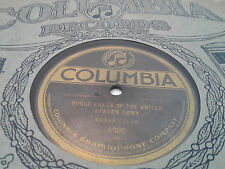 Columbia Orchestra 78 Columbia 886 Tambour der Garde/Bugle Calls of The Sleeve